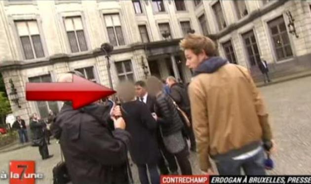 Belçika Başbakanı O Kişiyi Uyardı!