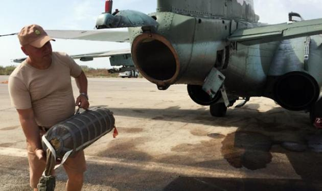 Rusya, 24 Saatte 86 IŞİD Hedefini Vurdu
