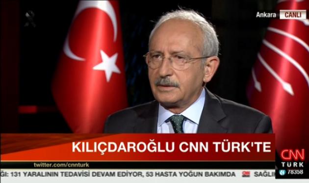 Kılıçdaroğlu: MİT Görevi Dışına İşler Yapıyor