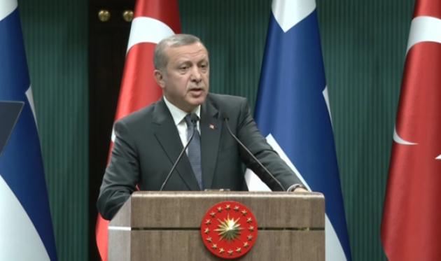 Erdoğan'dan Bakanlara İstifa Çağrısı Yapanlara Tepki