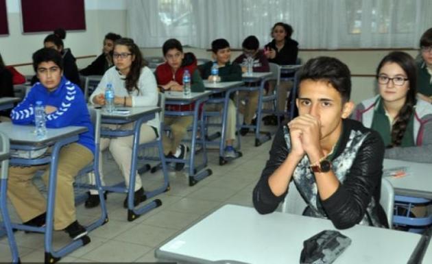 Öğrencilerin TEOG Sınavı Başladı