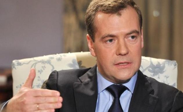 Medvedev'in Şok Işid Petrolü İddiası