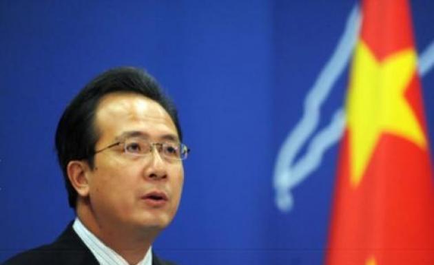 Çin Yönetimi SU-24 Açıklaması