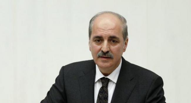 Başbakanlık makamı Numan Kurtulmuş'a emanet
