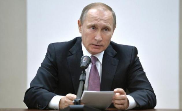 Putin, Türkiye'ye ekonomik yaptırımları onayladı