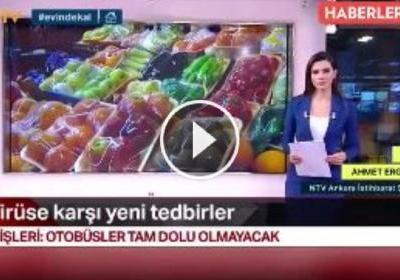 Marketlerin Çalışma Saatleri Sınırlandırıldı