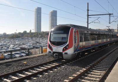 Marmaray ve Başkentray'da normalleşme adımları kapsamında 1 Haziran itibariyle seferler başlıyor.