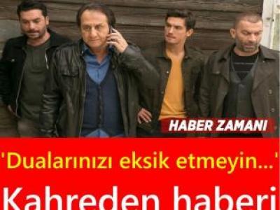 Arka Sokaklar dizisinin genç oyuncusu Boğaç Aksoy kansere yakalandı