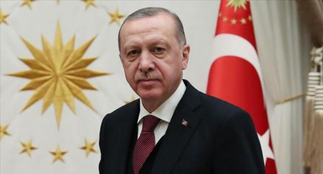 Cumhurbaşkanı Erdoğan: Türkiye haklı mücadelesinden hiçbir zaman geri durmayacaktır