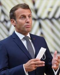 Macron'dan Lübnan için acil yardım çağrısı