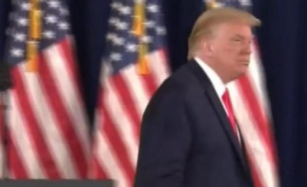 ABD Başkanı Trump'tan şok hareket!