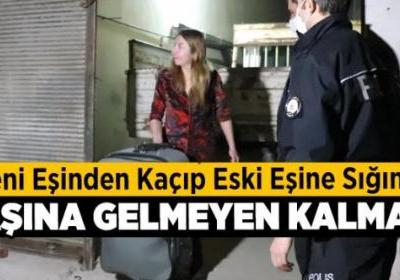 Denizli'de darbeden sevgilisinden kaçıp sığındığı eski eşinin alıkoyduğu kadını polisler kurtardı